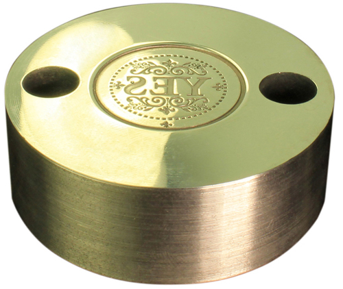 Клише для чеканки монет  d=25мм -  ПОД ЗАКАЗ