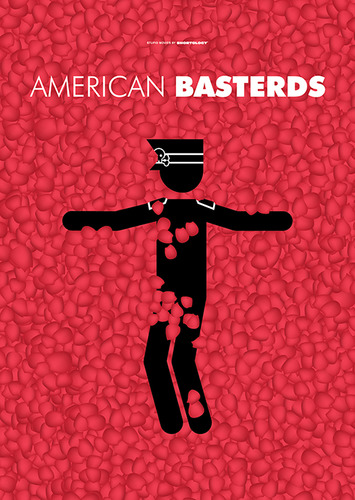 Shortology Americana Basterds