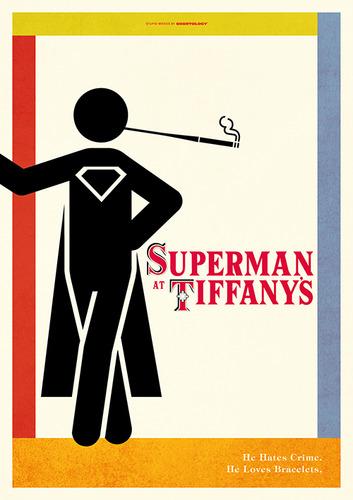 Shortology El Superman con diamantes