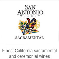 San Antonio Winery® Sacramental
