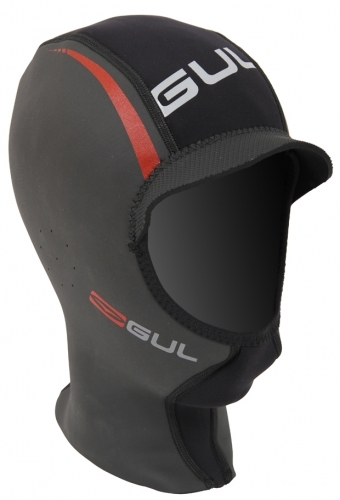 Шлем Gul Peaked Surf Hood 3mm black