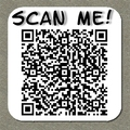 QR Message Sticker
