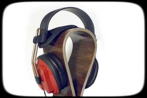 Painted & Re-Cabled Paradox Headphones