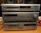 Yamaha RX-450, CDX-550E, KX-330RS (prodáno)