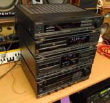 Sony V902 (4 komponenty, Japonsko, Francie) - prodáno - SOLD