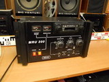 Seak MRU 200 (výstup 100V) PA, 1.990,-