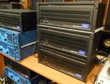 QSC USA 1310 (stereo 2x1000W, 24,4KGS), použité - vynikající stav, 8.990,-