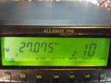 CB radiostanice Allamat 296 - prodáno