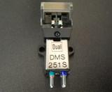 Dual DMS 251S, DN 251S - přenoska, funkční - prodáno - sold