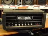 Maquis GV150S Tube Amplifier 140/200W (4xEL34) - prodáno - sold