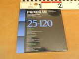 Maxell UD 25-120 nerozbalená - prodáno