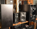 GENELEC 1030A, 1092A, studiové monitory + subwoofery