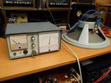 Měřič rezonance membrán