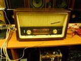 AEG Super Midinette 61 Stereo Receiver (1960) prodáno