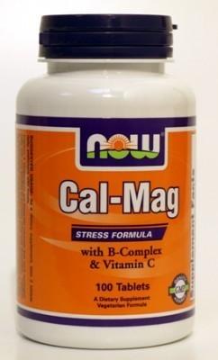 קל מג סטרס פורמולה Cal Mag Stress Formula