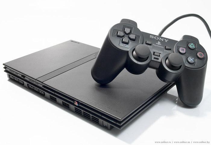 Приставки Sony PS 2 90008