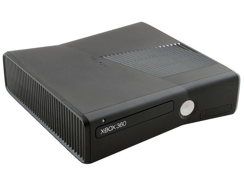 Приставки XBOX360 SLIM 4GB + Kinect + 2 игры