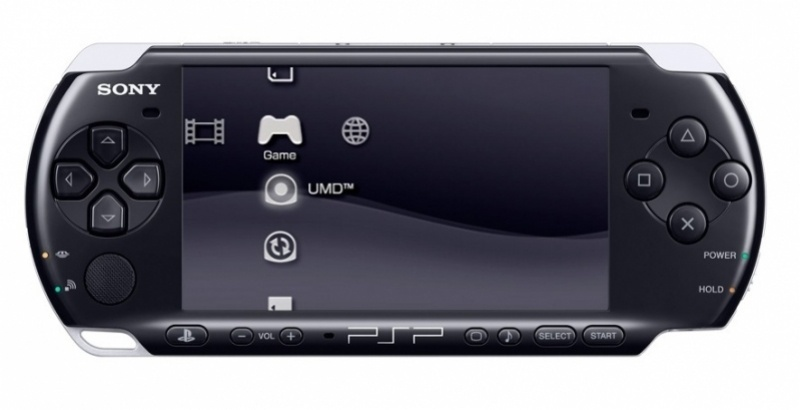 Приставки Sony PSP 3006 черный цвет