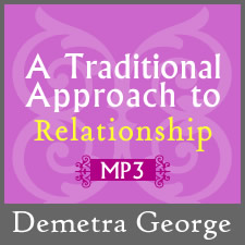 A Traditional Astrology Approach to Relationship