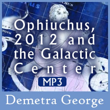 Ophiucus 2012 and the Galactic Center
