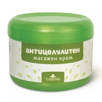 Антицеллюлитный массажный крем Лавена 240 ml