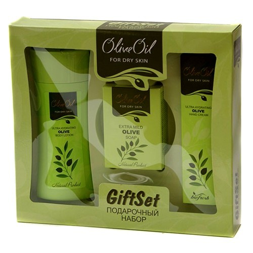 Подарочный набор для женщин Олива