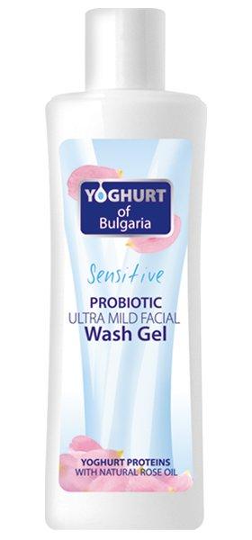 Пробиотический ультрамягкий гель для умывания лица Йогурт 230 ml